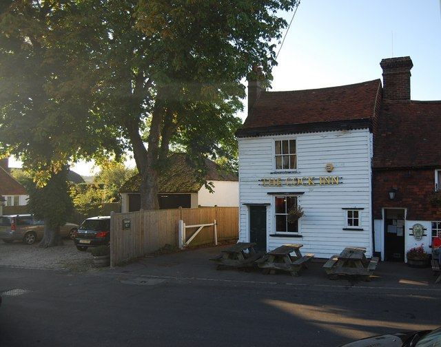 The Cock Inn, Ide Hill