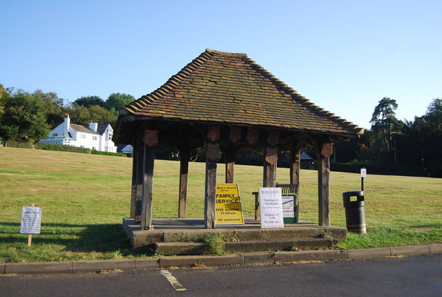 Shelter on the Village Green, Ide Hill