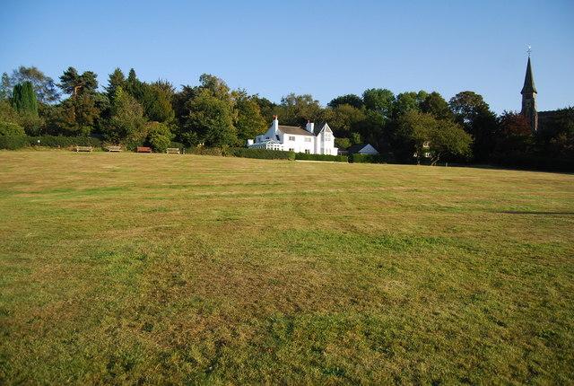 Ide Hill Village Green