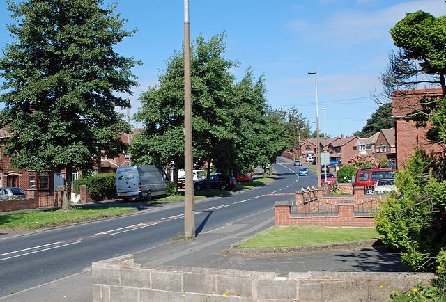 St Peters Road, Netherton