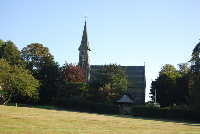 St Mary's Church, Ide Hill