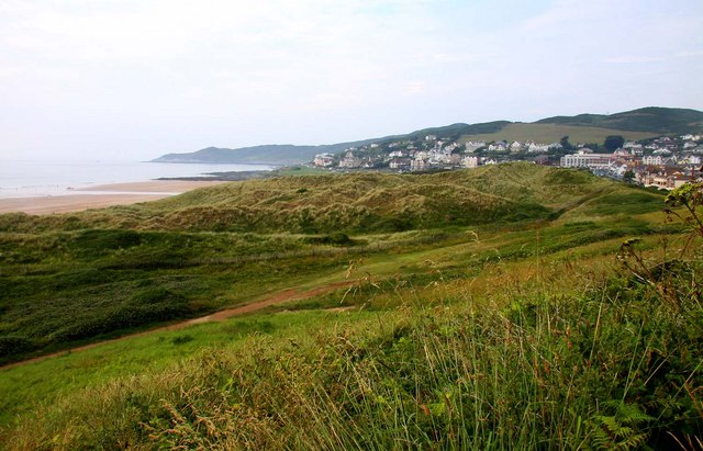 Dunes at Woolacombe
