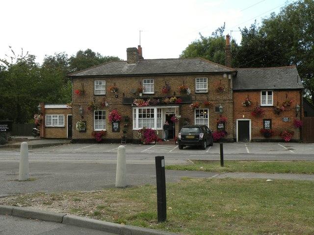 'The Harts Horns' public house