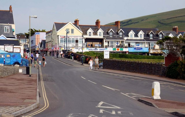 Barton Road in Woolacombe