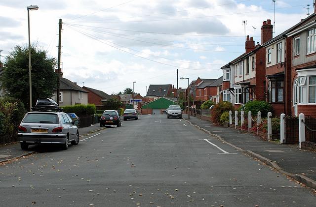 Recreation Street, Netherton