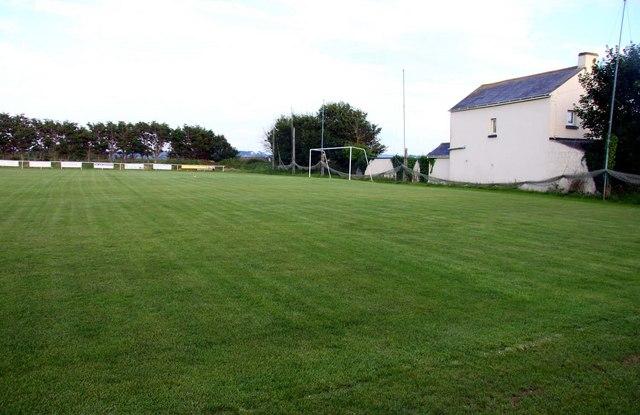 Marshford home of Appledore FC