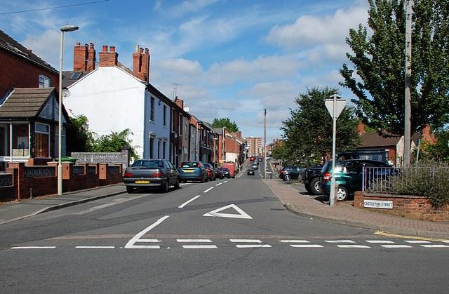 Castleton Street, Netherton