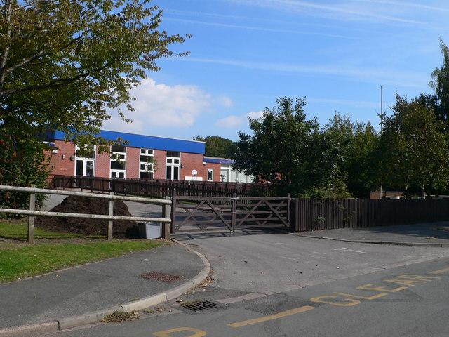 Bishop Wilson Primary School, Burton