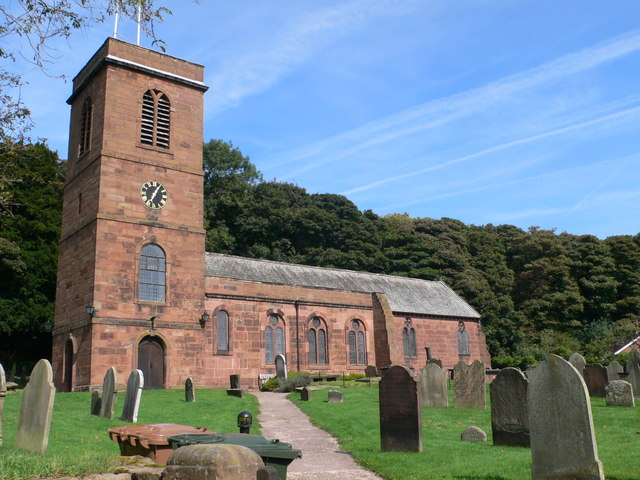 St Nicholas's Church, Burton-in-Wirral