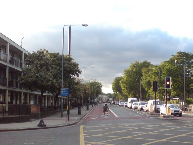 East India Dock Road, near Saltwell Street (2)