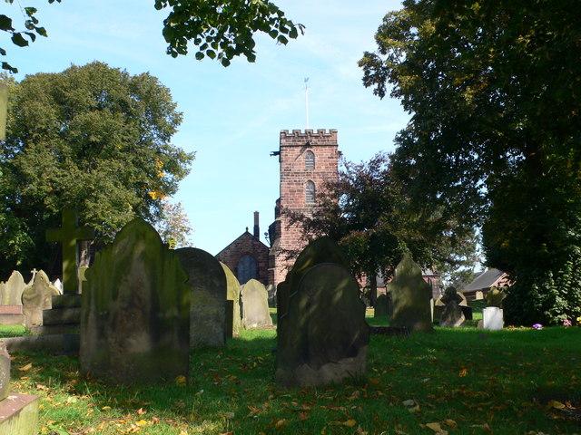 Neston Parish Church