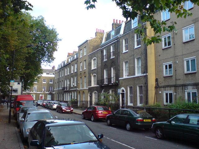 Mountague Place, E14