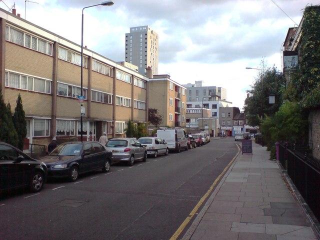 Bazely Street, E14