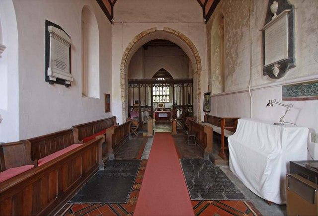 St Andrew, Boreham, Essex - West end
