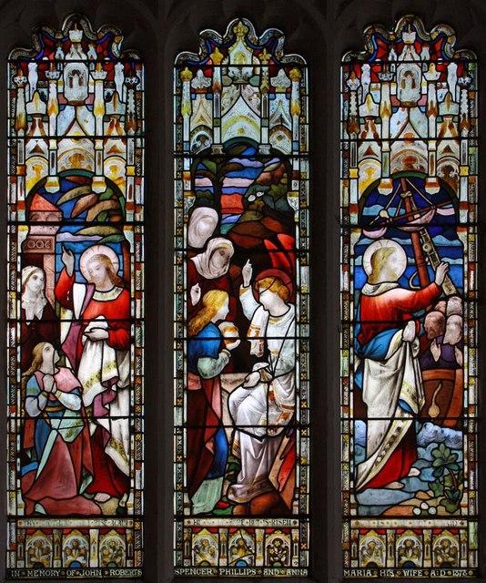 St Andrew, Boreham, Essex - Window