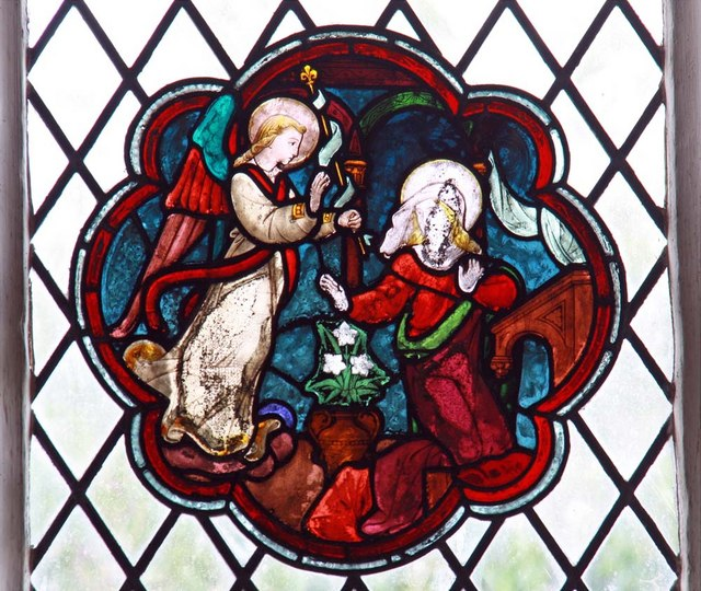 St Andrew, Boreham, Essex - Window