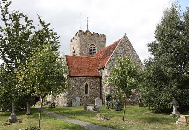 St Andrew, Boreham, Essex