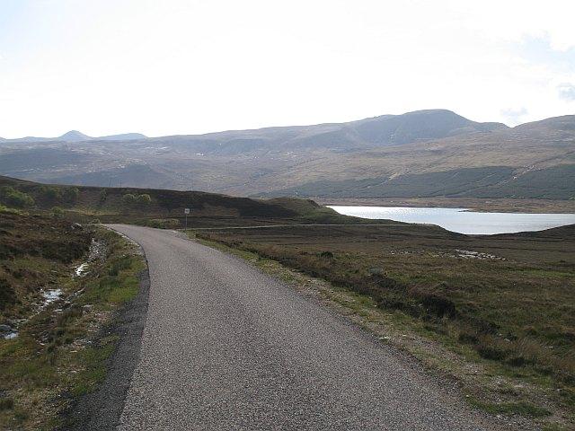 A838, Loch Eriboll