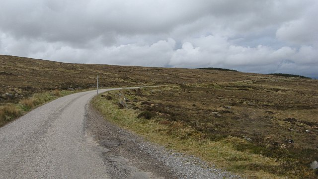 A836, Cnoc Staing