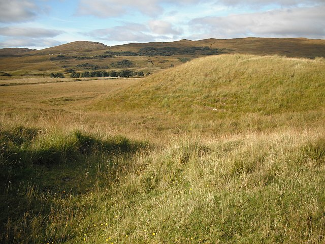 Sand hills, Achallader