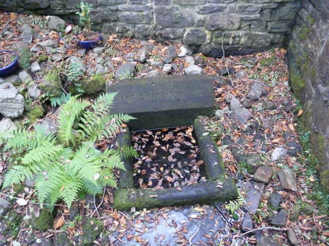 St. Columba's Well, Invermoriston.
