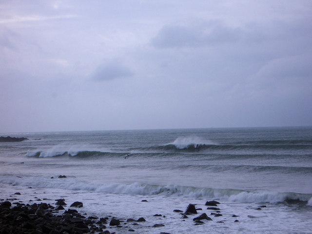 Secret Surfing Spot