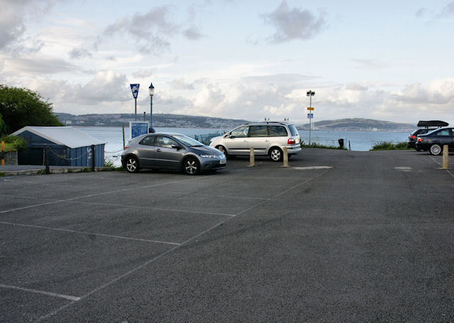 Car Park above Mumbles Pier