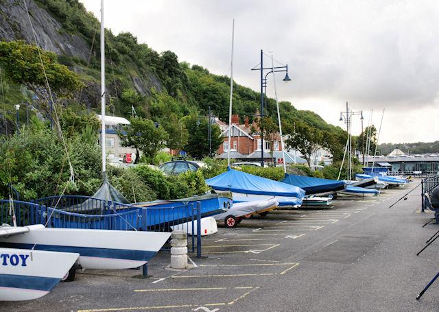 Boats, The Knab