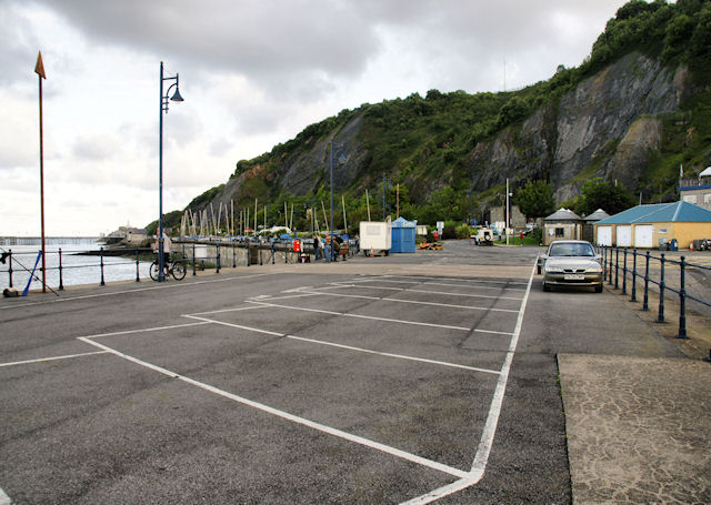Car Park, the Knab