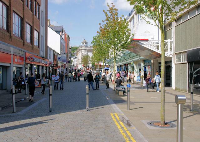 Union Street, Swansea
