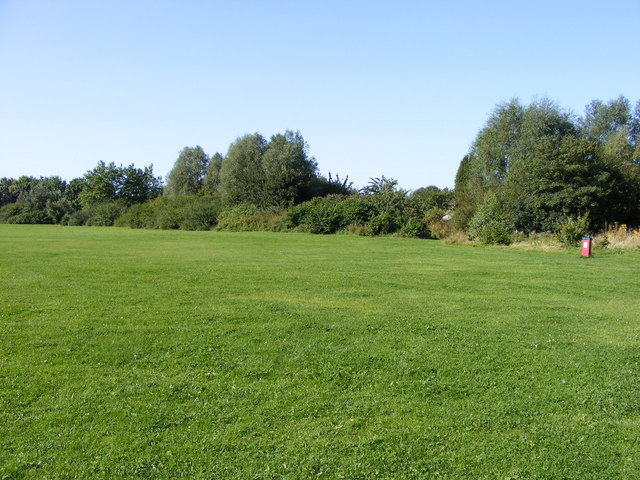 Proud's Lane Field