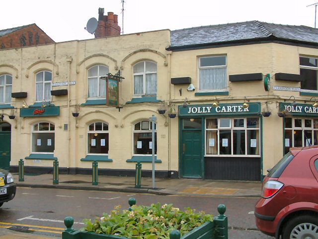 Jolly Carter