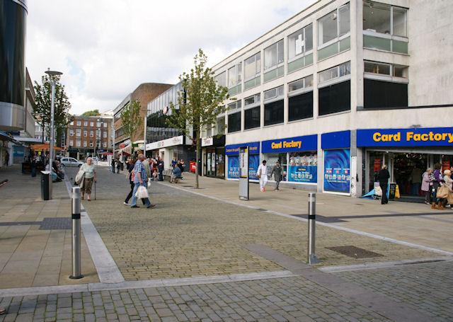 Portland Street, Swansea