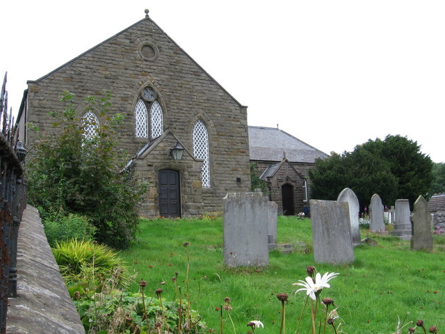 Middleton-by-Wirksworth - Congregational Church