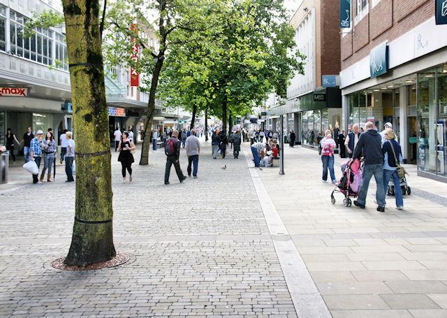 Oxford Street, Swansea