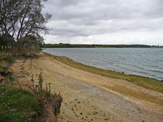 Shoreline, Grafham Water