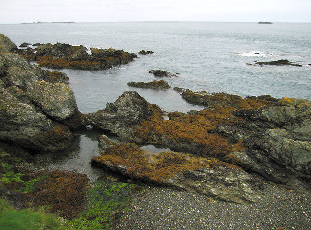Coast at Anglesey