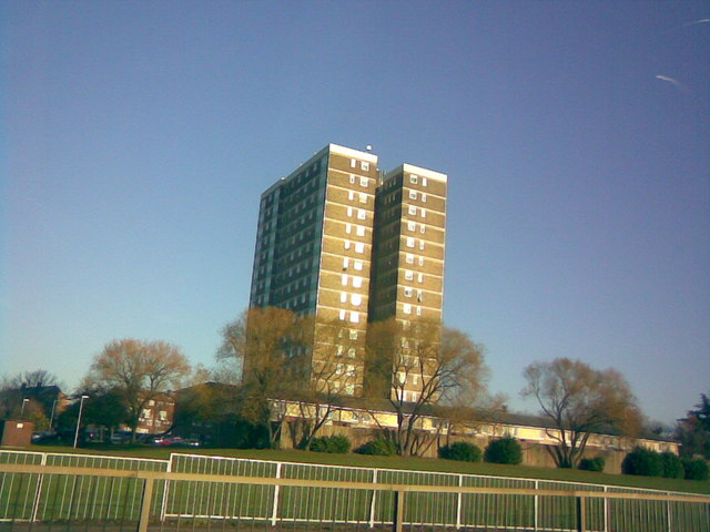 Highview House, Chadwell Heath