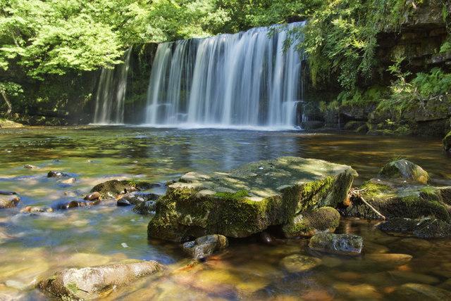 Upper Ddwli Waterfall