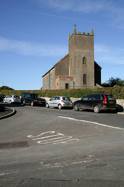 Brydekirk Parish Church