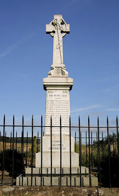 Brydekirk War Memorial