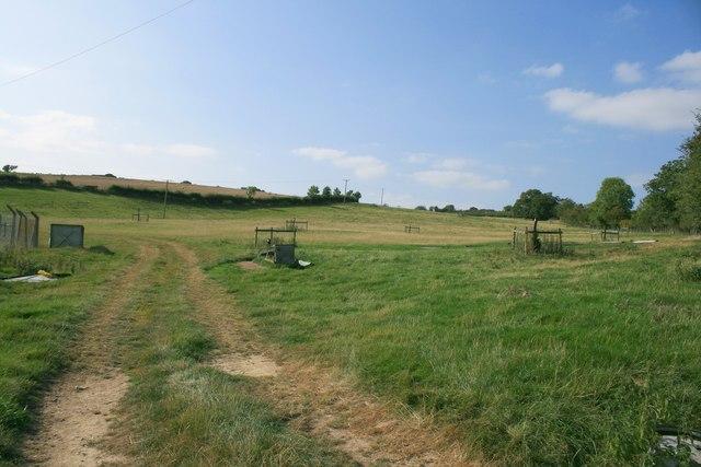 Field near View Edge
