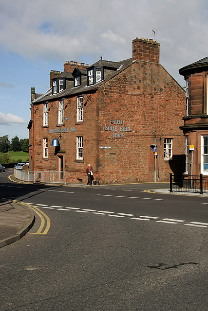The Blue Bell Inn, Annan