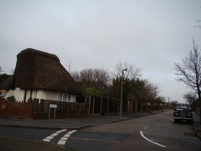 Junction of Cliff Avenue and Sea View Road