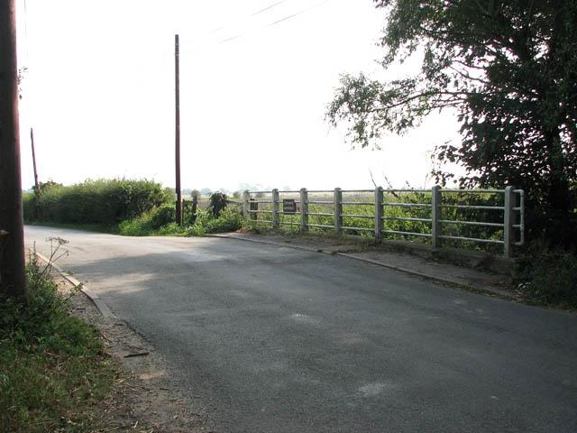 Bridge over Muck Fleet