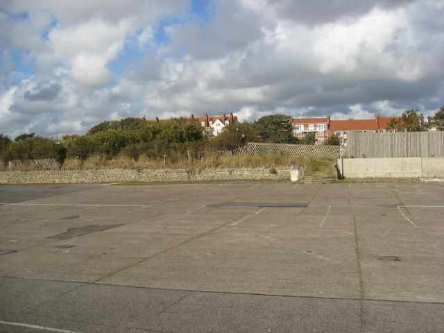 Skegness - View from Car Park off Princes Parade