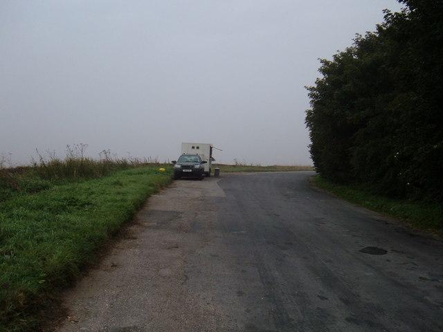 Lay-by on the A164 near Bainton