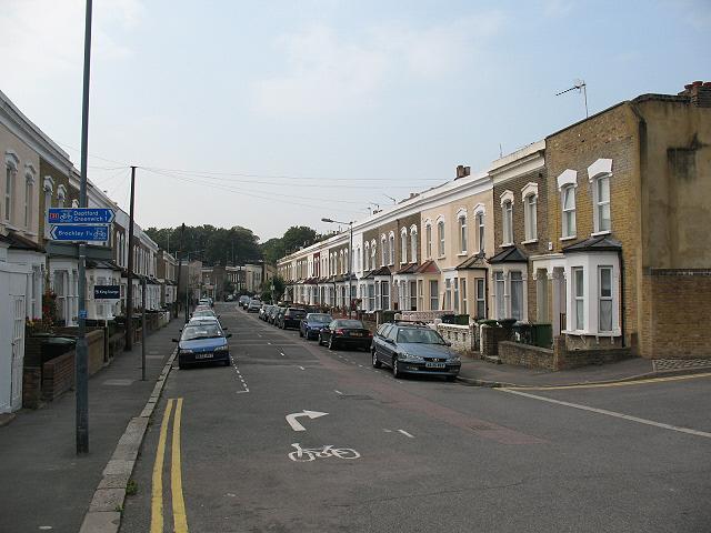 Elverson Road, Lewisham