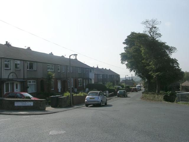 Hazlehurst Road - Hill End Lane