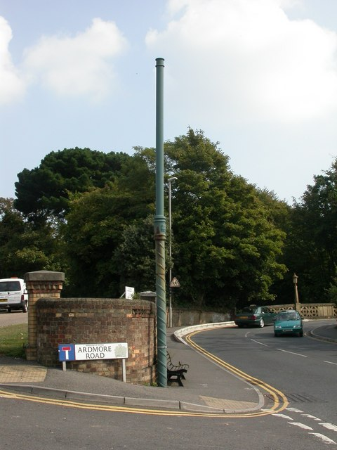 Parkstone, stenchpipe